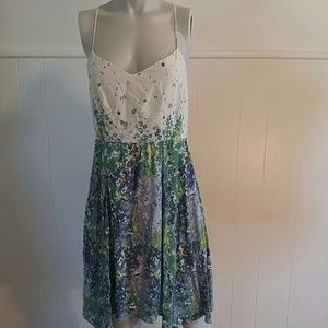 Anthropologie Eloise Bali sundress